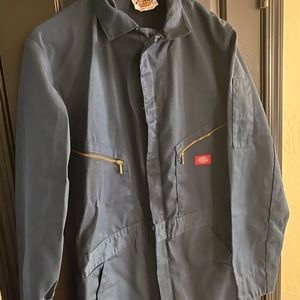DICKIES COVERALLS! Like new, NAVY blue size TALL
